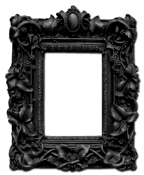 Gothic Frame Transparent