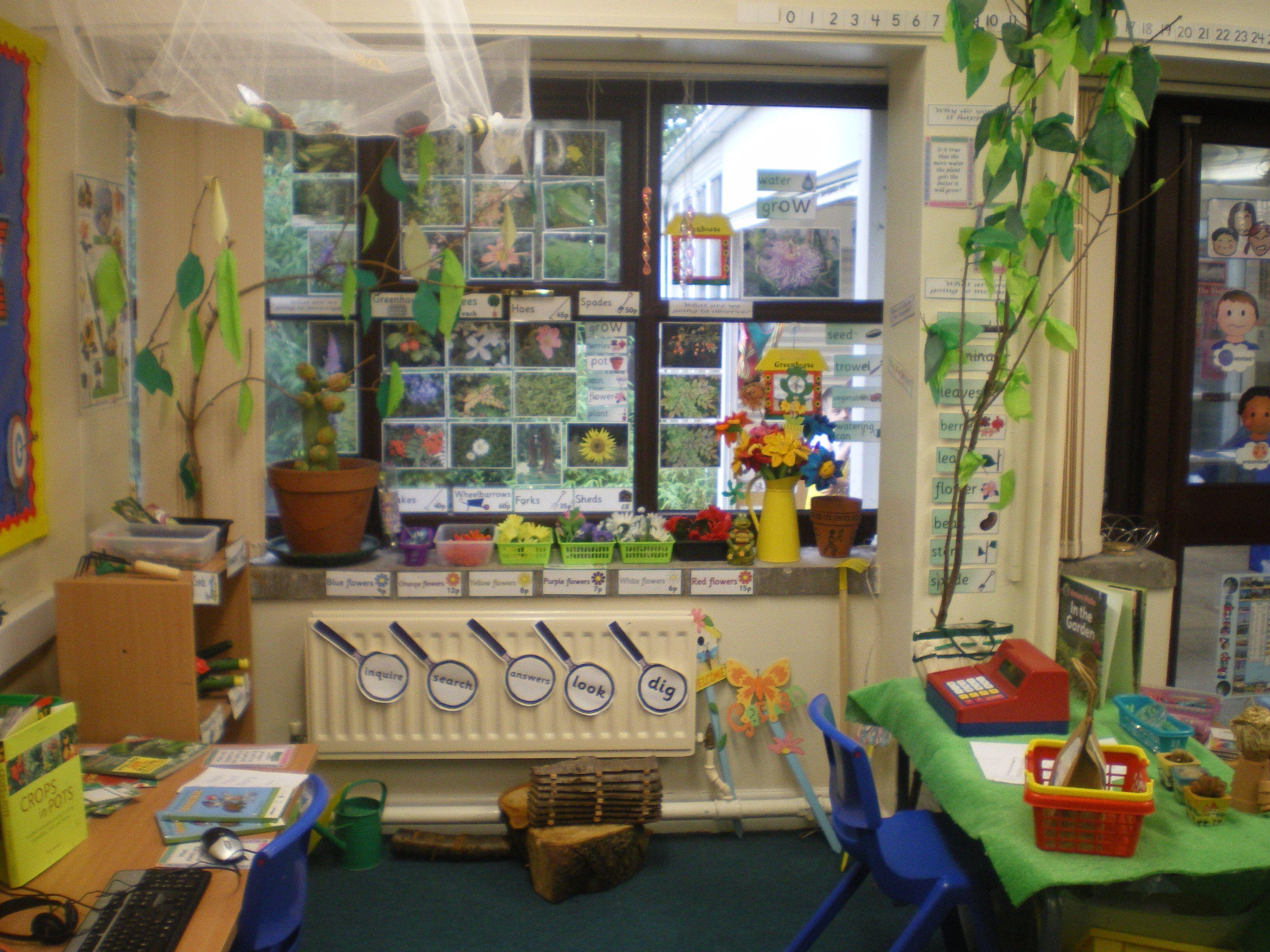 Garden Centre Role Play Ideas Love Reggio Inspired Spaces