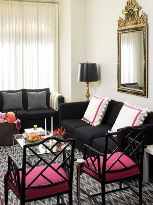 Living Room Decorating Ideas Black Leather Couch Room