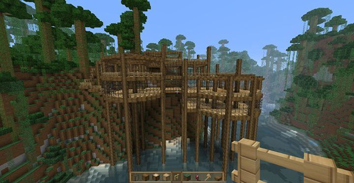 New Epic Building Ideas! Minecraft Seeds PC Minecraft World