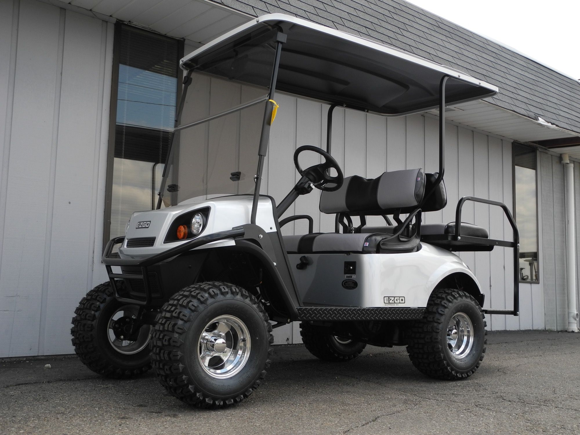 ezgo windshield yamaha wiring diagrams this brand new e z go express s4 custom street ready gas