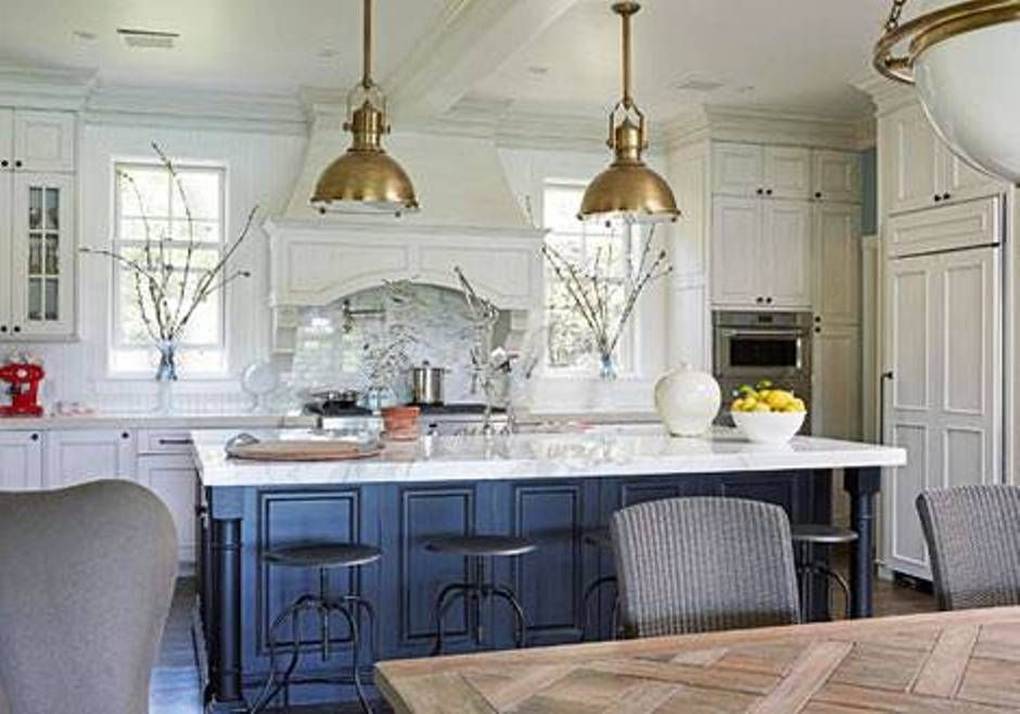 Deep Gold Pendant Lights For Kitchen Island