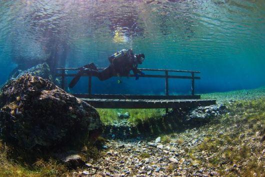 Gruner lake
