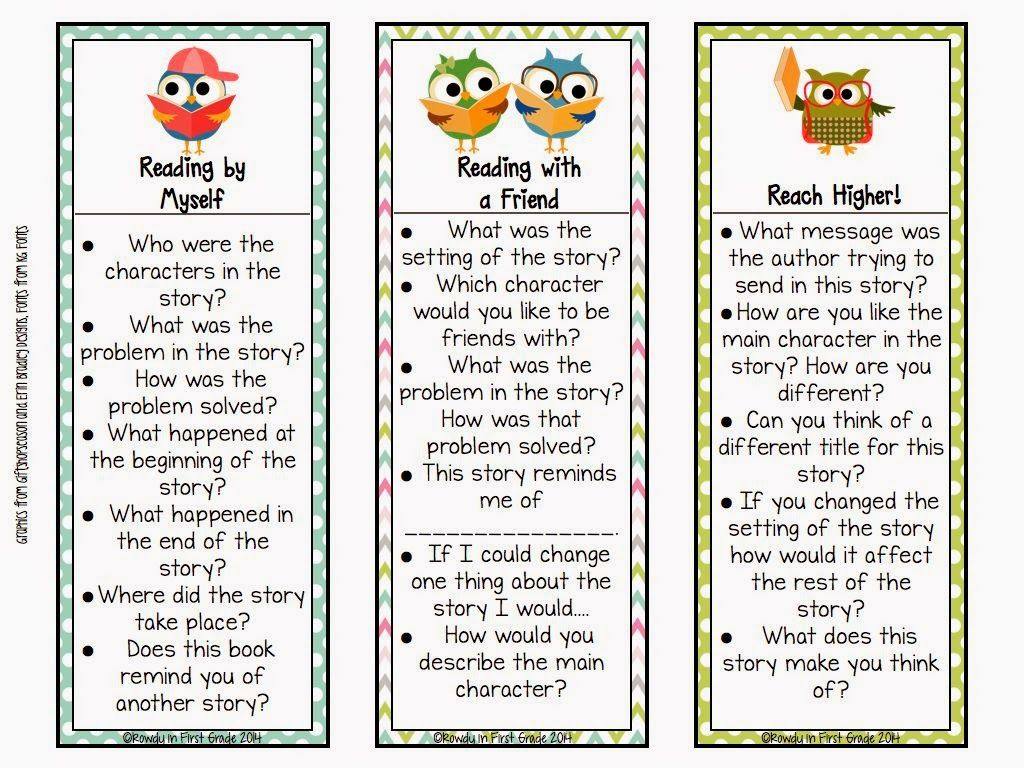 Differentiated Question Stems For Students To Check
