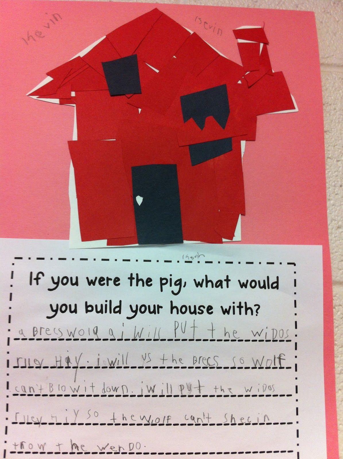 Tales Of A Title One Teacher The Three Little Pigs