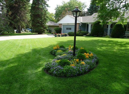 Simple Front Gardens – House Decor Ideas Gardening Pinterest