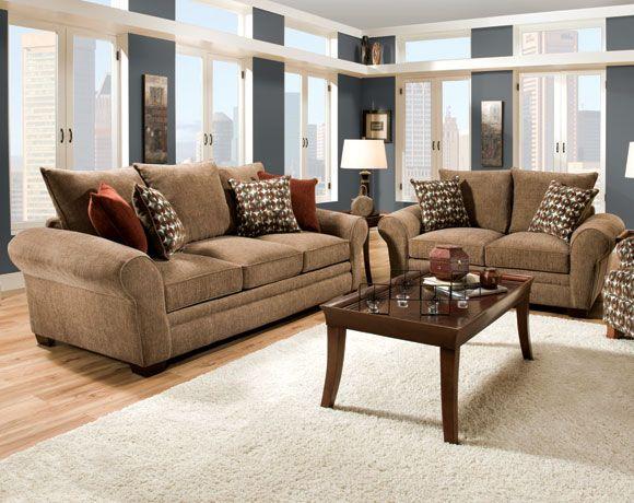 american furniture sofas living room Resort Harvest Sofa & Loveseat | Living Rooms | American Freight Furniture | My American Freight