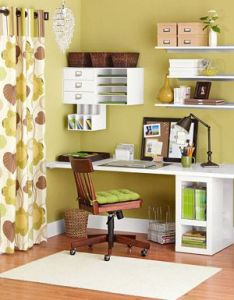 Perfect home office ideas for small spaces also great set up my craft pinterest supermom rh
