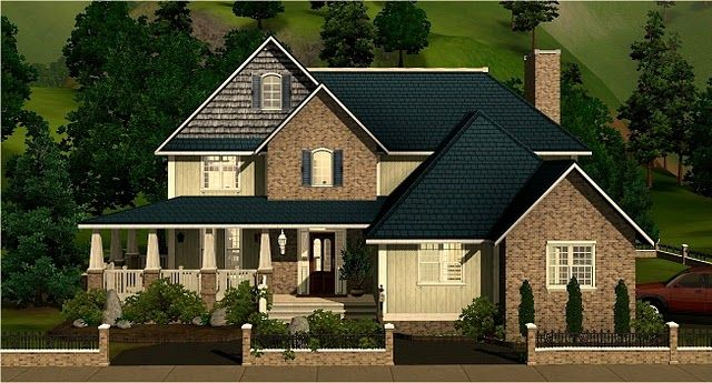 Pictures On Nice Family House Free Home Designs Photos Ideas