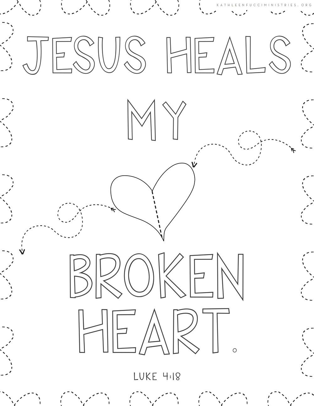 30 Truths from God's Word to Help a Grieving Child + BONUS