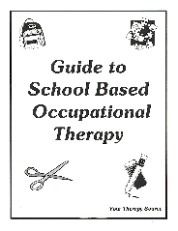 School Based occupational Therapy Guide Repinned by SOS