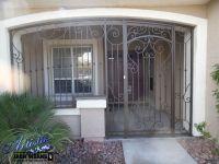 Wrought Iron Entry Gate | Wrought Iron Entryways ...