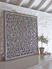Large Carved Wall Panel - Design 1 GL | ART FINALISTS ...