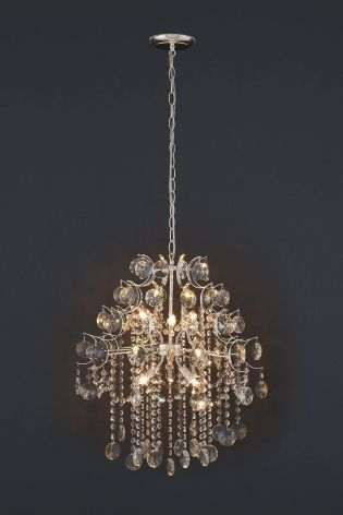Victoria 6 Light Chandelier From The Next Uk Online
