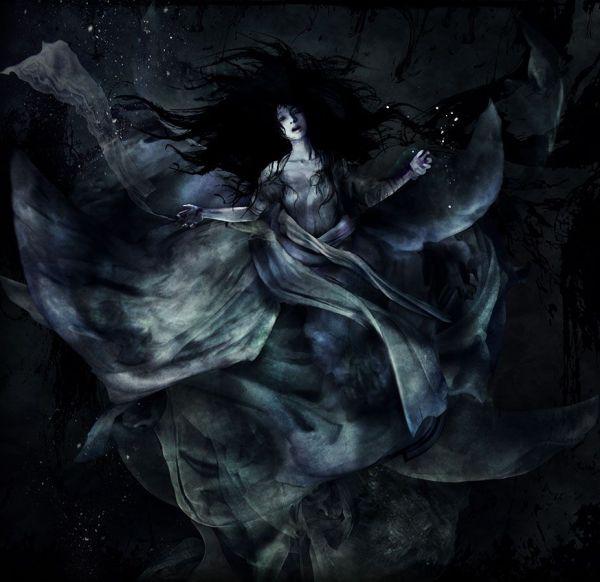 Concept Art - Fatal Frame Maiden Of Black Water