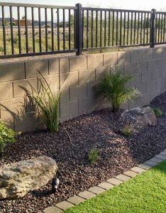 Landscaping ideas also small backyard synthetic lawn arizona living landscape  design rh pinterest