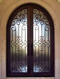 Colletti Design   Iron Doors   Wrought Iron Doors   Doors ...