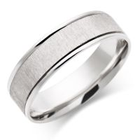Wedding Rings For Men Regarding Men White Gold Wedding ...