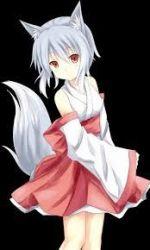 fox anime cat hair neko google ears short foxes hood character