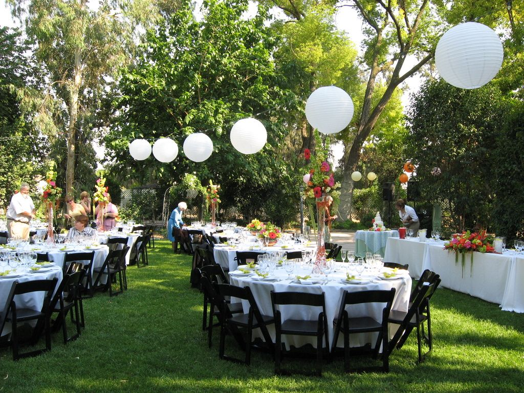 Cheap Outdoor Wedding Reception Ideas Wedding Reception Sites In