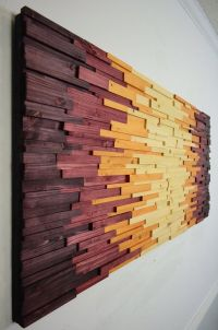 wood wall art AZTECHIE wooden wall art home | Furniture To ...