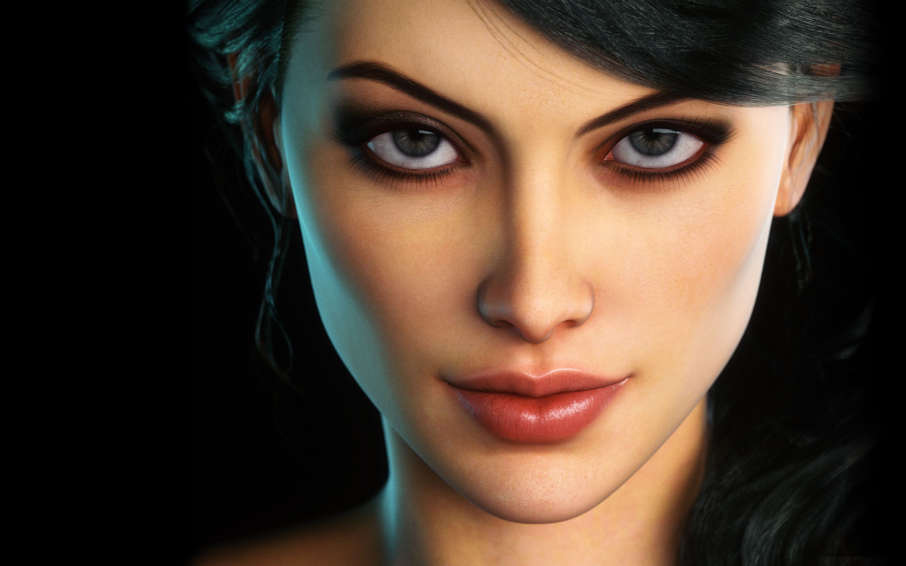 glamorous woman hd desktop wallpaper high definition | wallpapers