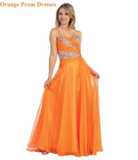 Short Orange Prom Dresses 2014 | www.pixshark.com - Images ...