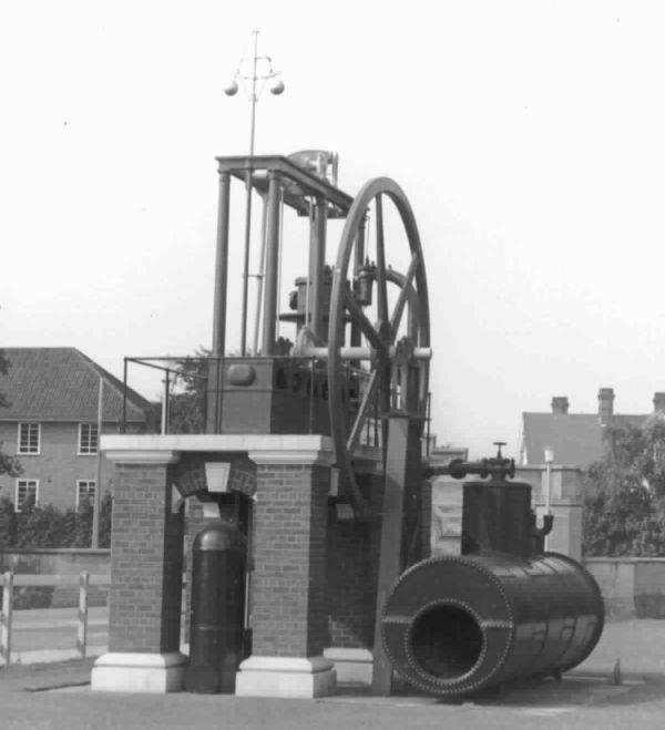 Industrial Revolution - James Watt Steam Engine