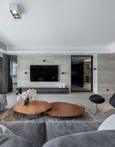 Awesome sq ft apartment designed by comodo interior  furniture design for  young sport lover located in tai wai hong kong china also hunhun nest pinterest interiors living rh za