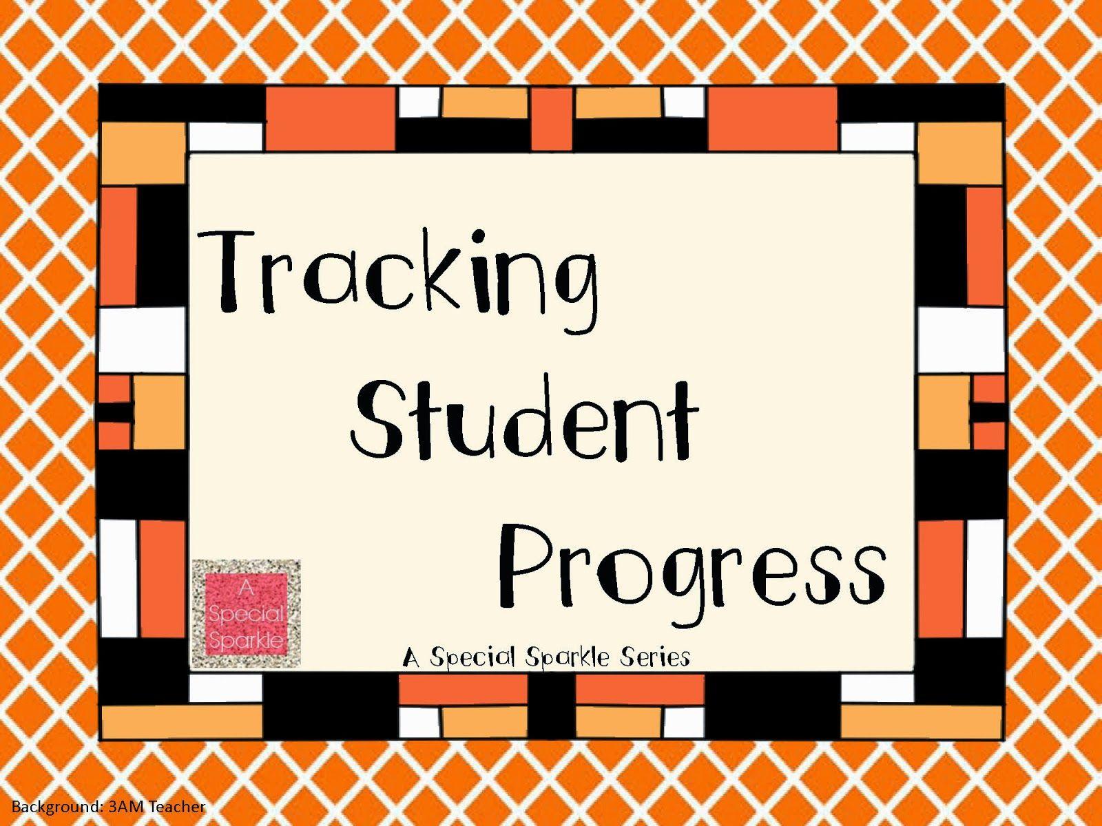 How Do You Track Progress A Special Sparkle