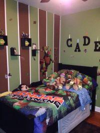 Ninja turtles bedroom | For the Home | Pinterest | Ninja ...