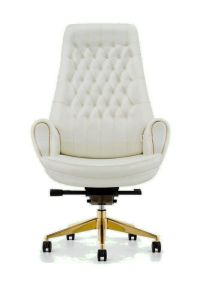 Furicco luxury classical high back office chair | Work B ...
