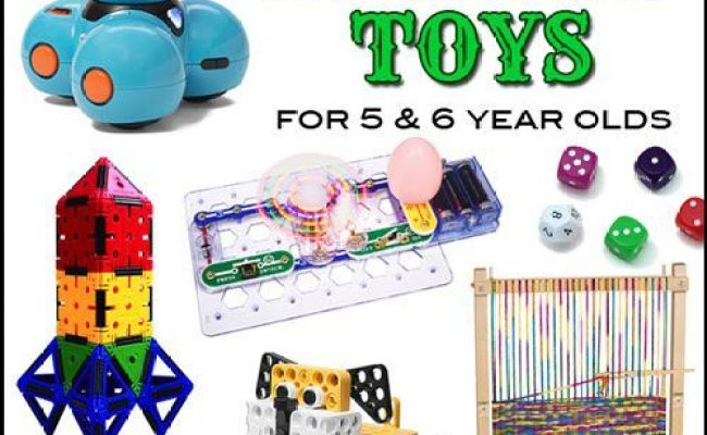 Educational Toys For 6 Year Olds Kindergarten Students