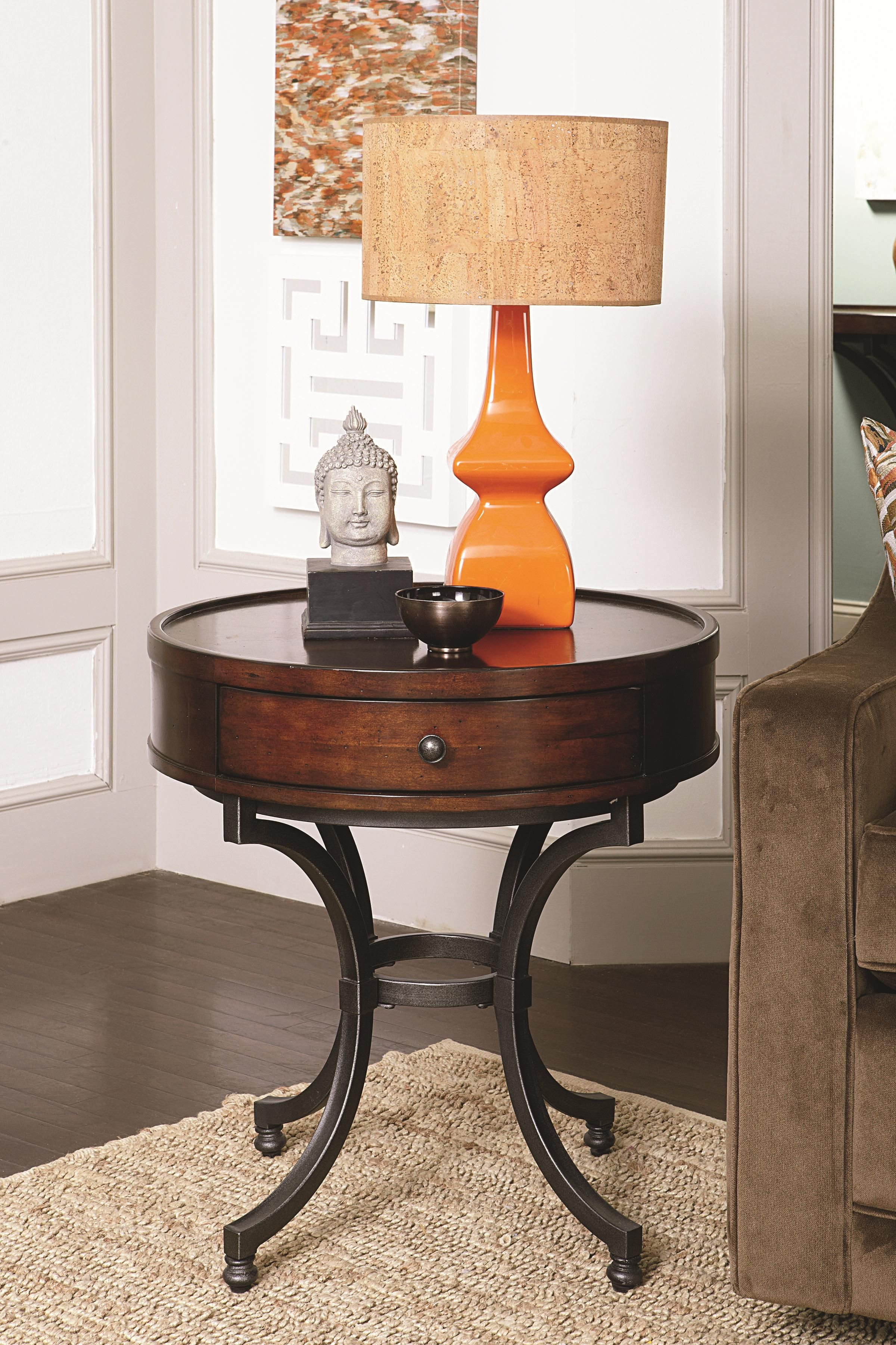 barrow sofa table designs for drawing room in india enclosed end tables round with 1 drawer