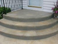 Rounded Paver Steps | rounded-concrete-steps.jpg | Step ...