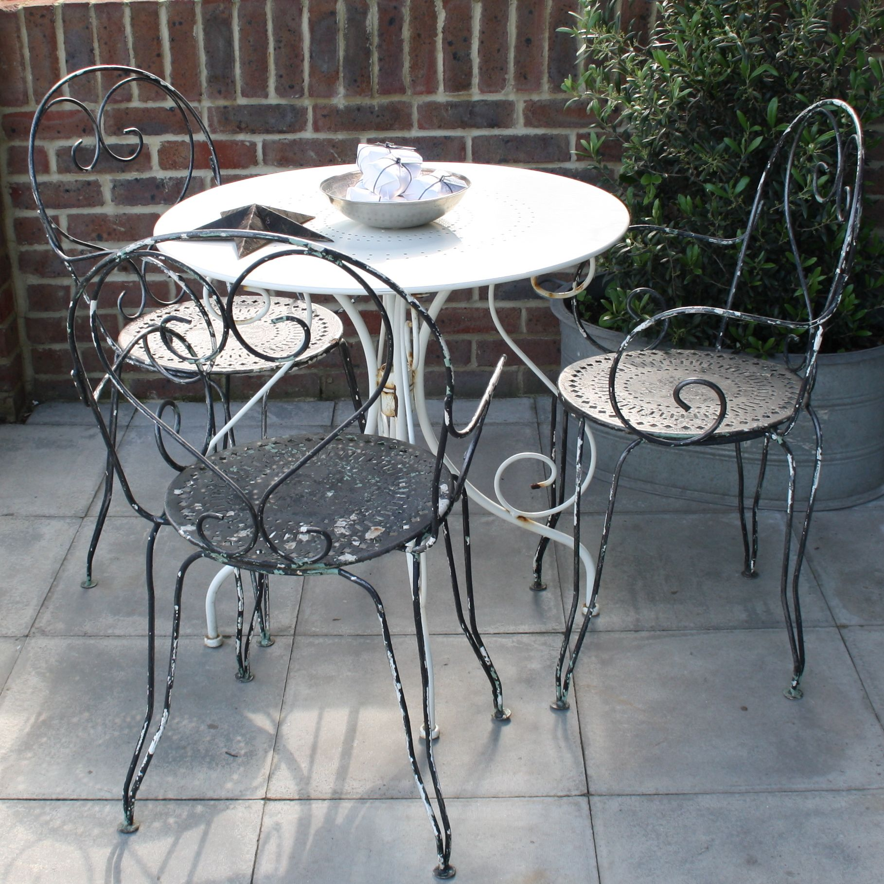 french bistro table and chairs uk tan leather dining australia vintage set designvintage co