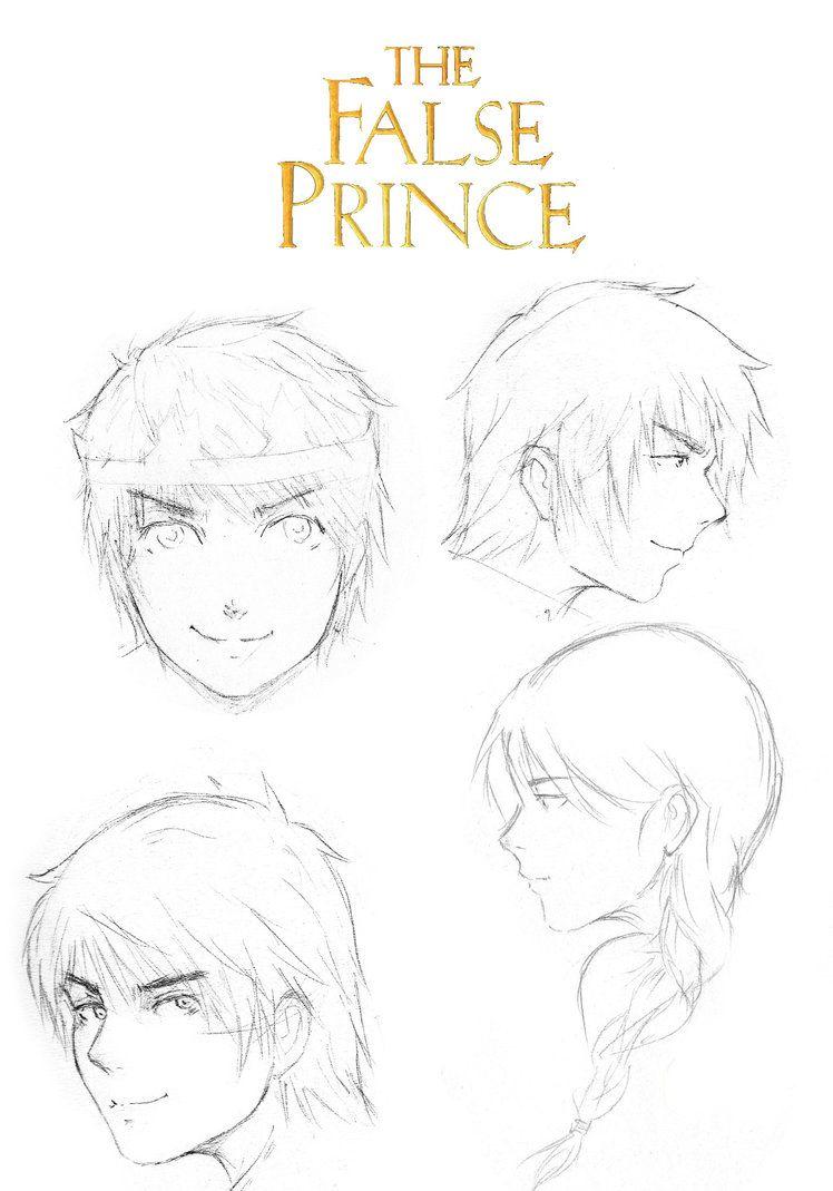 The False Prince (Jaron/Sage and Imogen) by