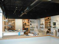 Flat Black Paint Basement Ceiling Ideas | Basement ...