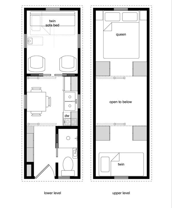 Floor Plans Book Tiny House Design Tiny House Ground Floor