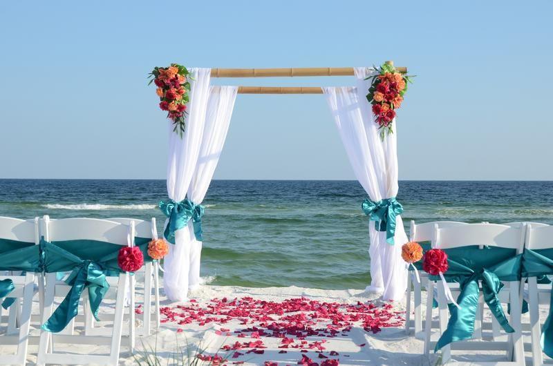 Cheap Beach Weddings Florida