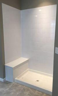 "Emser Semplice 6x6"" Brickset | Master Bathroom Ideas ..."