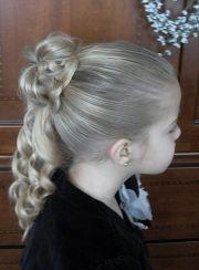 petit mon cher curly updo