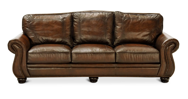 bernhardt sofa leather and fabric murphy room board breckenridge
