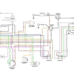 993bd1e165b9dff0207676ab27e07e90 ironhead my color wiring diagram 3977 xlcr the sportster and kikker 5150 kikker  [ 1024 x 791 Pixel ]