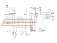 √ 1994 Sportster Wiring Diagram   1994 Harley Davidson ... Harley Davidson Sportster Wiring Diagram on