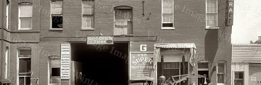 Old Auto Shop Pictures Antique Automotive Repair Shop