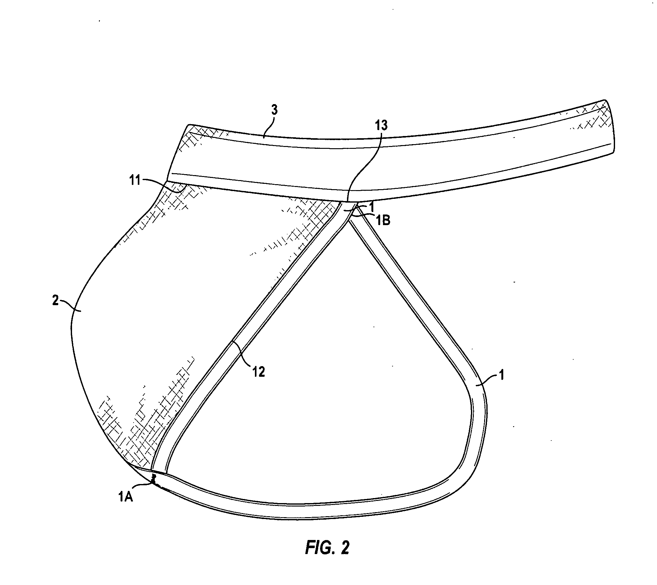 Jockstrap Pattern