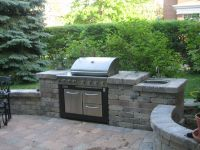 outdoor stone grill designs | Chicago Brick Grill ...