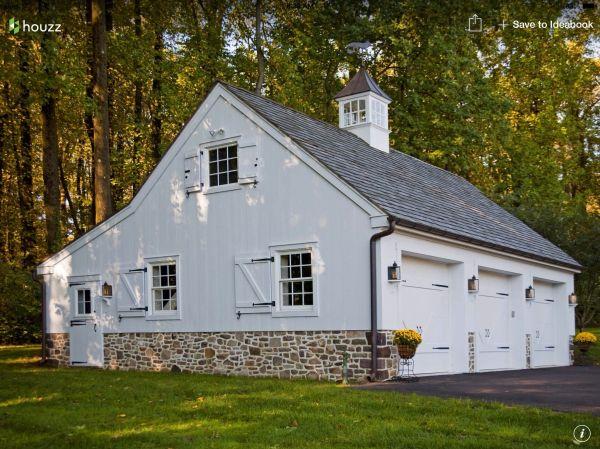 Barn Style Garages - Bing Garage Ideas