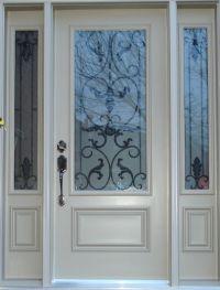 front door with glass   Exterior Doors - Manufacturer of ...